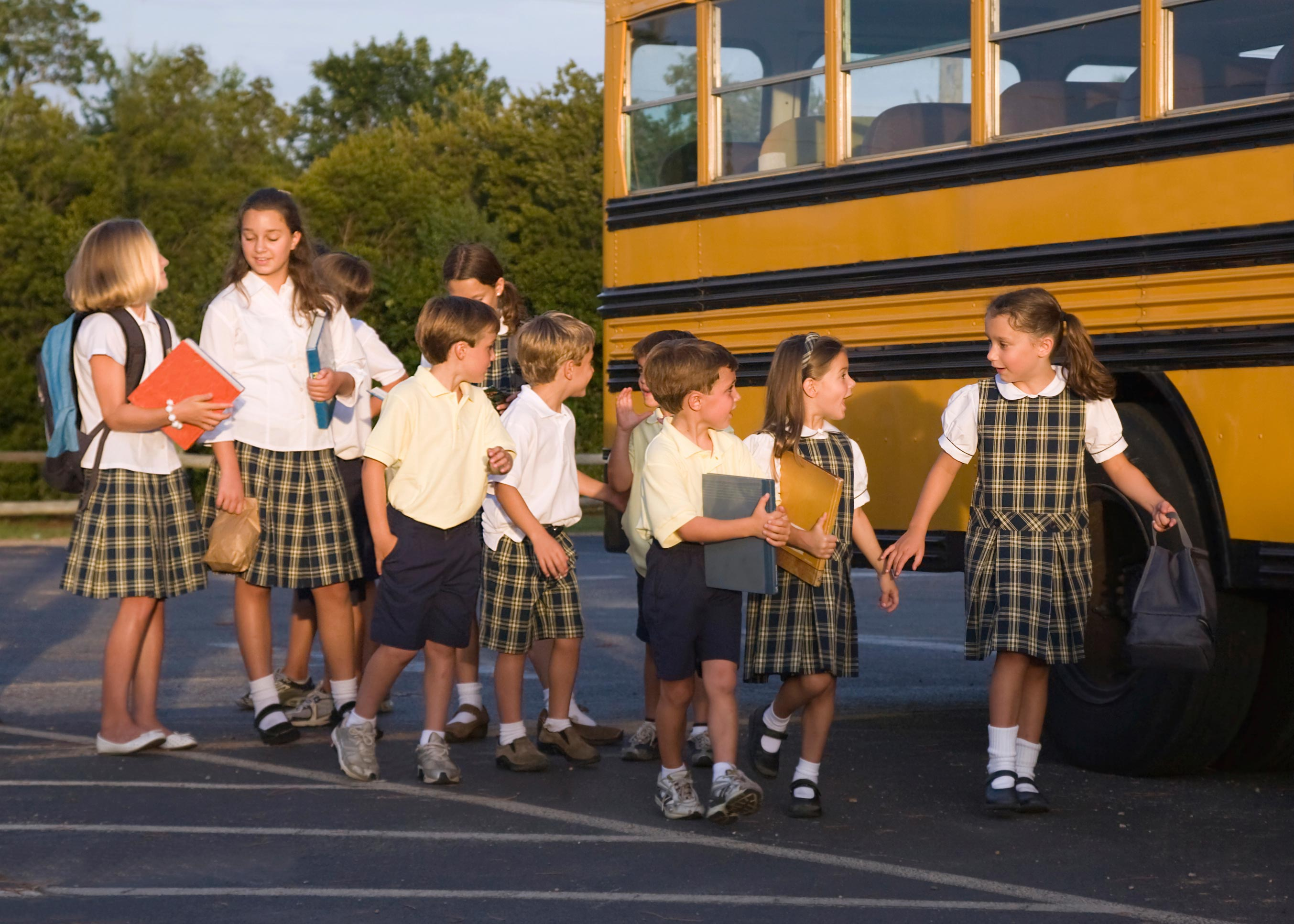 Unmatched Quality, Better School Uniforms - Jonathan Reed School Uniforms