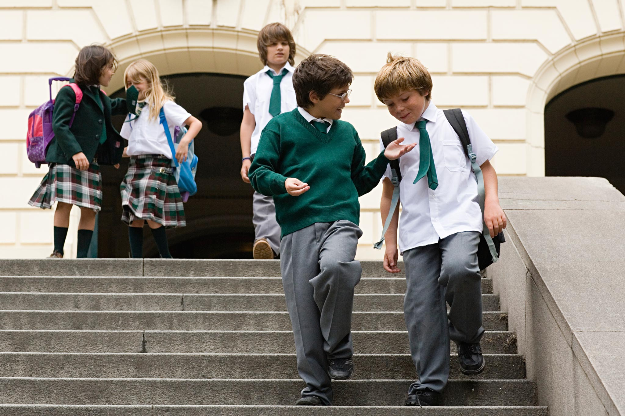Unparalleled Service, Welcome to School Uniforms Simplified - Jonathan Reed School Uniforms